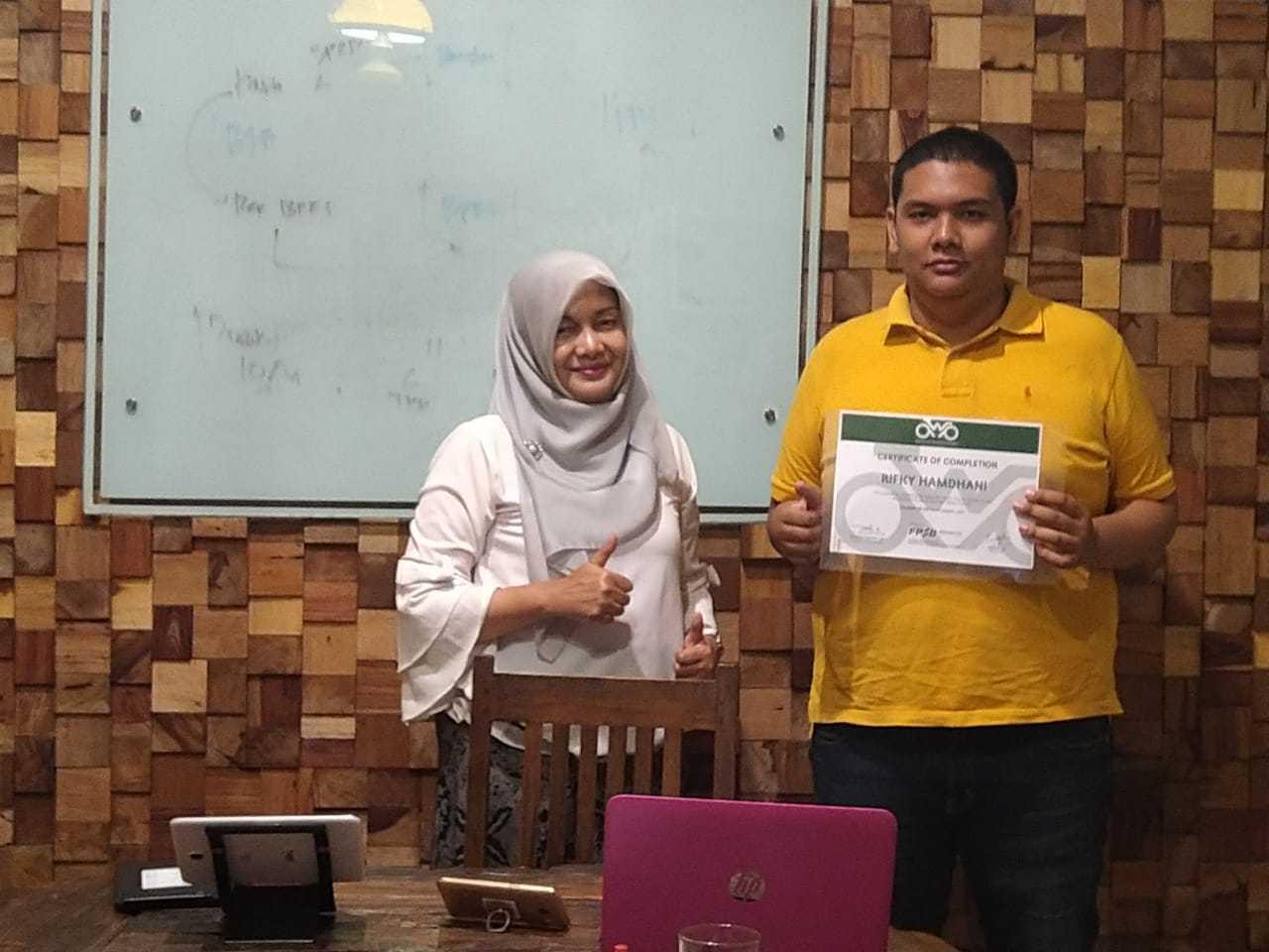 Training AWP Syariah Ibu Samyra